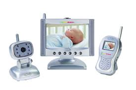 Summer Infant Complete Coverage Color Baby Video Monitor