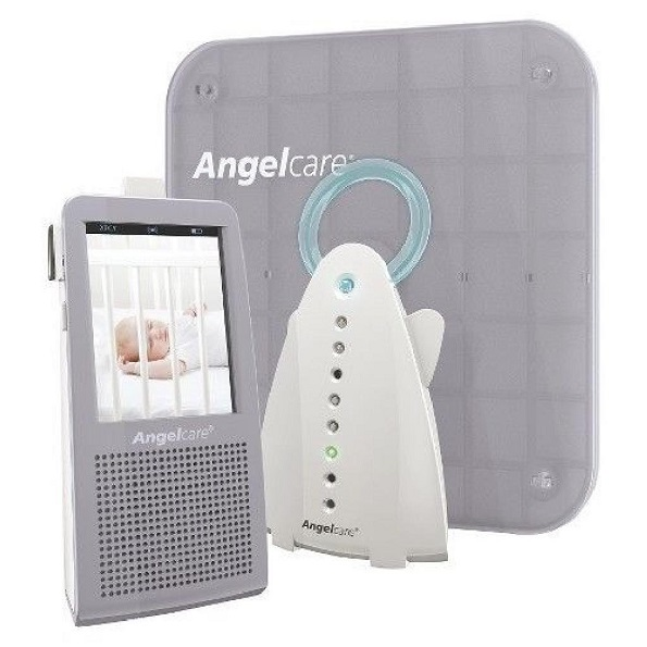 angelcare ac1100 baby monitor top quality video monitoring. Black Bedroom Furniture Sets. Home Design Ideas