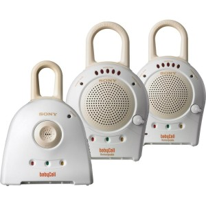 Sony Baby Call Monitor with Two Receivers