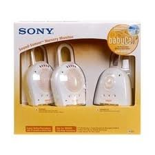 Sony Baby Call Monitor Packaging