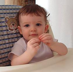 Baby Using Sign Language