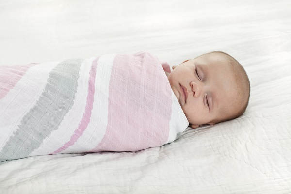 Learn How To Swaddle A Baby