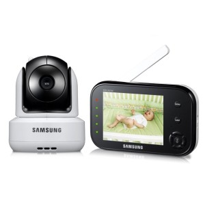 Samsung SEW-3037W Video Baby Monitor