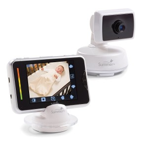 Summer Infant Baby Touch Video Baby Monitor