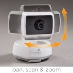 Baby Touch Camera will Pan, Scan and Zoom