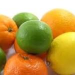 Image of lemons, oranges and grapefruit