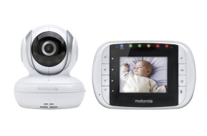 Motorola BBP33 Video Baby Monitor