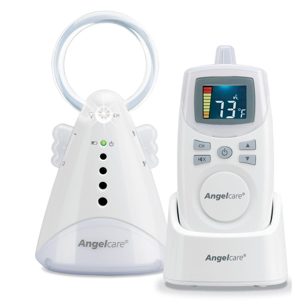 Angelcare Ac420 Baby Monitor Audio Monitoring At Its Best
